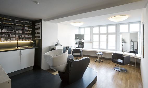 Coiffeur in Basel - HEADQUARTERS